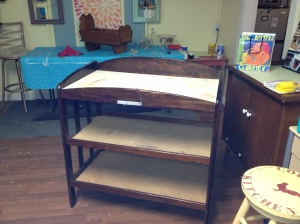 Before: Changing Table