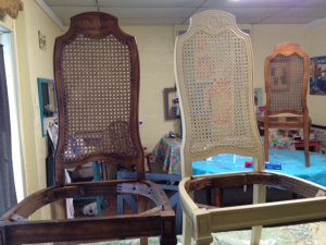before of sandra's chairs 3