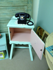 after telephone table 2