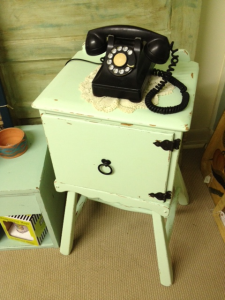 after telephone table