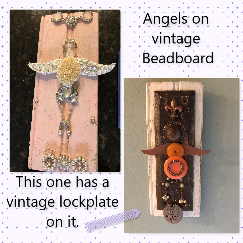 Beadboard Collage
